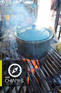 Queremos que percibas hasta el olor del epazote, el humo, la combinación de la cocina tradicional