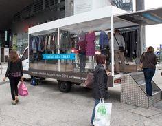 streetmarketing fashion - Buscar con Google