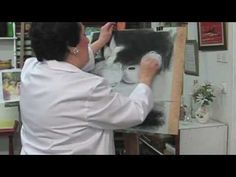 9. Dibujo y pintura. Grisalla 1 / Drawing and painting. Grisaille 1 - YouTube