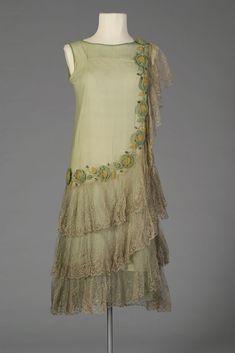 Dress 1920s Kent State University