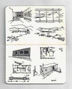Awasi Patagonia Hotel,Sketch