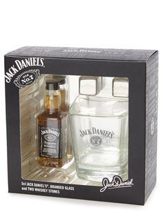 Jack Daniel's® Hip Flask - Alcohol Gifts - Gifts for Him ...