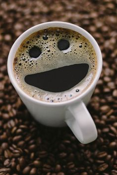 Coffee Smiley GIF - Tenor GIF Keyboard - Bring Personality To Your Conversations Happy Coffee, Coffee Heart, I Love Coffee, Coffee Break, Coffee Today, Gif Café, Coffee Cafe, Coffee Shop, Coffee Lovers