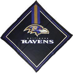 Baltimore Ravens NFL Full Color Fandana