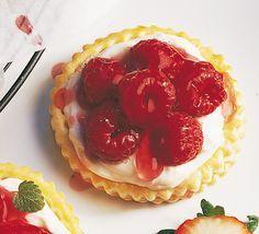 Epres gyümölcsös tortácska. A receptért kattints a képre!