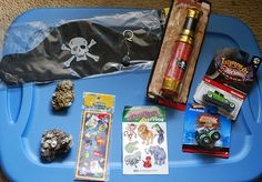 How To Create a Pirate Treasure Hunt & Other Easy Outdoor Pirate Activities