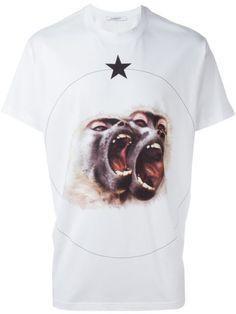 Givenchy Camiseta com estampa