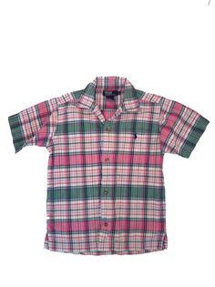 Ralph Lauren Plaid Shirt at www.themunchkinmarket.com