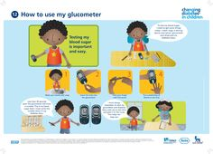 Changing Diabetes in Children - Dialogue Poster 14  //  A PDF version of these patient education materials are available free of charge at: http://www.novonordisk.com/images/Sustainability/PDFs/CDiC-Patient-Education-A3-Dialogue-Posters-ENG-pdf.pdf
