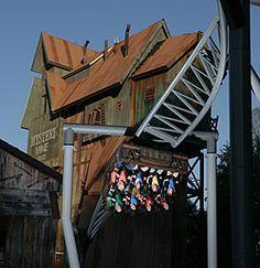 Dollywood Amusement Park - Pigeon Forge, TN
