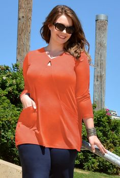 Downtown Tunic - Mango