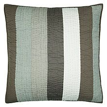 Buy John Lewis Wide Stripe Sham Cushion Cover Online at johnlewis.com