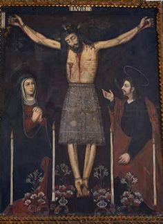 Jesús Crucificado - Iglesia San José de Salta-Argentina