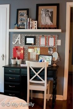 i like how the space is maximized for practicality and to show off personality.