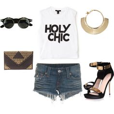 """""""Untitled #288"""" by fashionista-shawnte on Polyvore"""