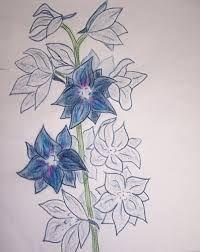 Image result for delphinium textile