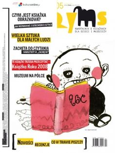 Ryms nr 5 - Ryms - kwartalnik o książkach dla dzieci i młodzieży