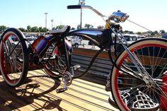 Custom Trike by Valley III, via Flickr