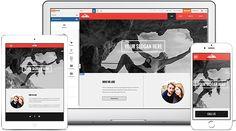 DudaOne responsive website builder work on multiple platforms
