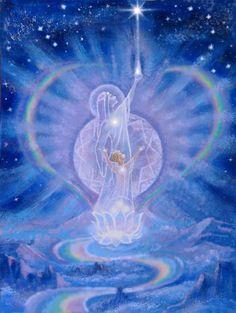 Página de Fatima dos Anjos – Portal Arco Íris-Núcleo de Integração e Cura Cósmica