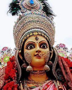 "Devi Maa On Instagram: ""Jai Mata Rani Jai Maa Bhavani""."