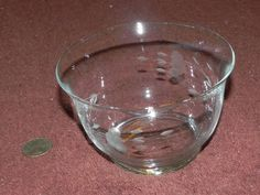 Vintage Princess House Crystal Bowl by CallKathyJacobs on Etsy, $15.00