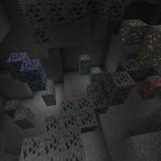Diamond / Gold / Lapis / Redstone / Iron / Coal ... All under a Mesa Spawn! http://epicminecraftpeseeds.com/huge-mesa-biome-awesome-ore-stash/