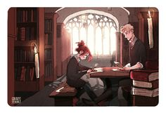 Grey Stone, Hufflepuff, and Amy Fox, Gryffindor (Hogwarts AU) Rose And Scorpius, Scorpius Malfoy, Draco Malfoy, Harry Potter Ships, Harry Potter Fan Art, Character Inspiration, Character Art, Spirit Fanfics, Slytherin