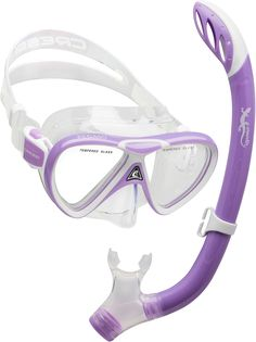 Snorkel Set, Grey Wall Stickers, Underwater World, Snorkeling, Packaging, Things To Sell, Tiny Cooking, Seals, Purple
