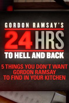 78 best gordon ramsay s 24 hours to hell and back fox images in rh pinterest com