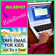 KidsEmail is a safe kids email service - with various safety features, parents will feel okay letting their kids have their own email account. Good Parenting, Parenting Hacks, Kids Email, Safe Kids, Homeschool Curriculum Reviews, Healthy Lifestyle Habits, Try It Free, Family Life, Make It Simple