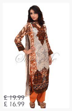 New Arrivals available @ BIG SALE http://www.suitsmeonline.com/womens/salwar-kameez/salwar-suits/trouser-suit/sml2646.aspx