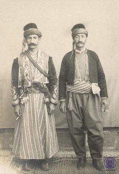 Kurdish men, Urfa, 1900, from http://kurdistania.tumblr.com
