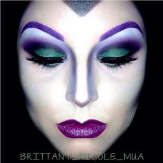 Disney villain? For Halloween;-)                                                                                                                                                                                 More