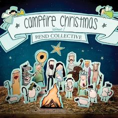 Campfire Christmas (Vol.1)  Rend Collective from Christianbooks-Christianmusic.co.uk