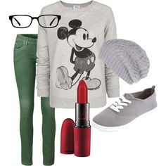 """disney land trip"" by lannahbugsmommy on Polyvore"