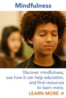 #mindfulness #education