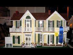 Grandpa's miniature dollhouse - video