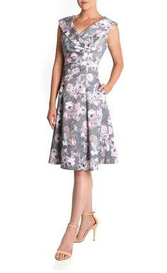 dcf7dc444a Secret Garden Cotton Sateen Dress | Anthea Crawford Nyári Ruhák, A Titok,  Pamut,