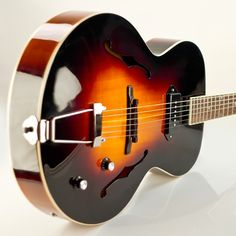 The Loar LH-309 Archtop with P-90 pick-up