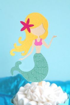 Swimming Party on Pinterest | Under The Sea, Surfs up and Mermaid ...
