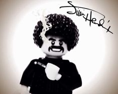Jimi Hendrix LEGO Band