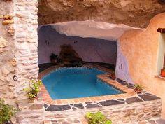 Casa Cueva - La Estrella - Guajar Faragüit, Granada