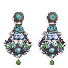 Ayala Bar earrings di hani o, aber starch modifiziert