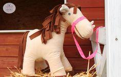 Nähanleitungen Kind - Aleksio eBook Einhorn (Pony) - in zwei Größen - ein Designerstück von Aleksio bei DaWanda #Pferd #Pony #horse