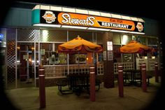 New Jersey has the most Stewart Rootbeer restaurants.....what?  I'm so there when i visit the east coast next time!