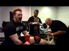 Funny WWE Summerslam 2012 Music Video backstage promo ( Superstars & Divas)