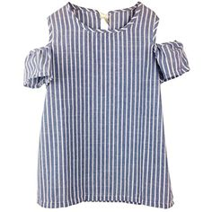 Jastore Baby Girl Clothes Summer Dress Cotton Cute Striped Princess Dresses  Baby Girl Clothes Summer Dress Cotton Cute Striped Princess Dresses      Features     100% brand new and high quality  Type: Girls short sleeve princess dress  Material: Cotton blend.   Comfortable and soft to wear, Your kids will look cute and sweet.   Also a very good gift for your families or friends.     Size Chart:     There are 5 sizes available for the following listing. please allow 1-2cm differs d..