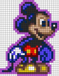 Search Results: Mickey Mouse Bead Patterns Melty Bead Patterns, Hama Beads Patterns, Beading Patterns Free, Loom Patterns, Walt Disney, Peler Beads, Pixel Pattern, Melting Beads, Beaded Cross Stitch