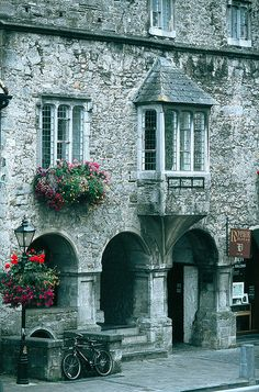 Rothe House.. Kilkenny city, Ireland~